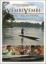 YembiYembi: Unto the Nations - NEW - Free Shipping!