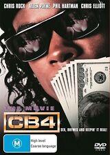 CB4 - CHRIS ROCK  (region 4)