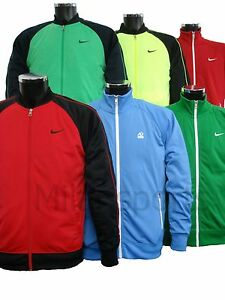 NIKE MENS RETRO VINTAGE TRACKSUIT POLY JACKET VARIOUS STYLES AND COLOURS BNWT