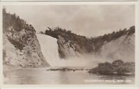 Montmorency Falls  Quebec Real Photo Vintage Postcard- *Free Shipping*