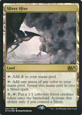 MTG Magic M15 FOIL Sliver Hive x1 NM/LP Condition