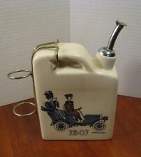 1901 Mercedes Benz Simplex Decanter (Ceramic Jerry Can)