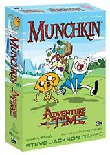 Adventure Time Munchkin Collector's Edition Card Game USAopoly