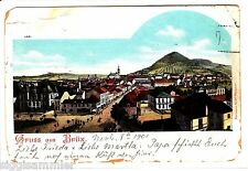 Gruss aus Brüx Most AK 1901 Litho Ustecky Kraj Tschechien Ceska 1508297
