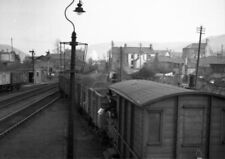 PHOTO  DARE VALLEY JUNCTION  ABERDARE IN 1960