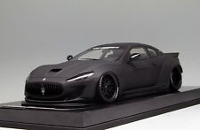 1/18 Autobarn AB LB Walks Liberty Performance Maserati Granturismo GT Matt Black