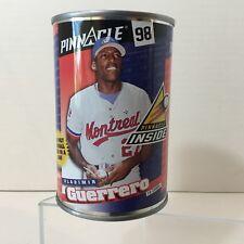 1998 Pinnacle 10 Baseball Cards in a Can Larry Walker Nomar Garciaparra
