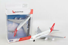 QANTAS Airlines Authentic Detail Airbus A-380 Diecast Toy Airplane RT8538-1
