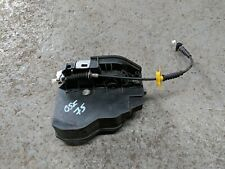 BMW X3 E83 DOOR LOCK LATCH OSF DRIVER SIDE RIGHT FRONT