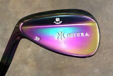 Miura New Series 59* Lob Wedge - Left Hand - NEW - Rainbow Pearl Finish - NRG
