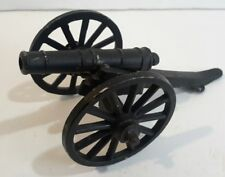 Vintage Cast Iron Toy Cannon Reproduction