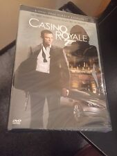 Casino Royale (DVD, 2007, 2-Disc Set, Full Frame)**New**