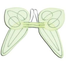 Angel Pixie Fairy Tinkerbell Green Wings Fancy Dress Up Accessory