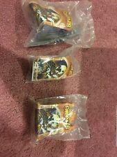 lot of 3 Gargoyles Toys | Burger King | In Bags | Vintage 90s