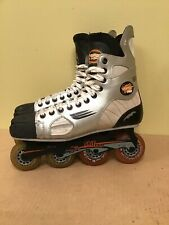 BAUER VAPOR PRO inline roller hockey skates TUUK SHIFTER Skate Size US 10R