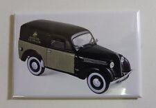 SUPERBE Magnet Aimant Renault Juvaquatre 300 Kg 1953 Long 78 mm Haut 54 mm Neuf
