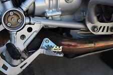 BMW R1200GS 2005/12  Brake Pedal Extender.Zinc Coated.