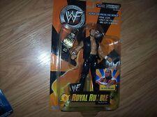 ROYAL RUMBLE TAZZ WWE FIGURE MOC W/WORLD TAG TEAM TITLE BELT TAZZ ECW