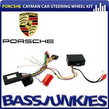 CTSPO005.2 Porcshe 911 997 2004 - 2008 Car Stereo Steering Wheel Interface Kit
