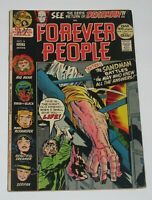 Forever People #9 1972 DC Comics VG/FN