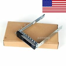 "3.5"" Lff Gen14 Hdd Caddy Tray For Dell Pe R740xd R940 C6420 R6415 R6415 R7425"