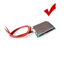 4 String 4S 12V 100A BMS PCB PCM for 3.2V LiFePO4 LIPO Battery w BALANCE + Wire