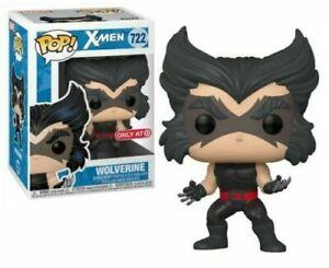 Funko POP! Marvel: Retro - Wolverine #722 - Target Exclusive -  w soft protector