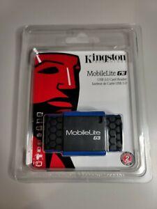 Kingston MobileLite G3 usb 3.0 SD card reader NEW IN PACKAGE