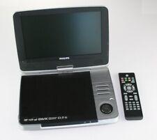 Philips PD9025/12 Tragbarer DVD-Player und Digitales Fernsehgerät 23cm / 9? LCD