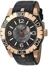 Gevril GV2 8002 La Luna Limited Edition Men's Swiss Made Automatic Watch NEW Big