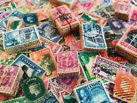 Ceylon Off Paper Randomly Picked Rare 100 pcs Stamps Collection Lot Sri Lankan