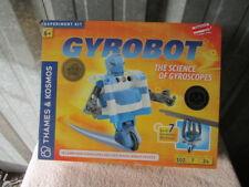 Thames Kosmos Gyrobot Gyroscopic Educational Science Building Kit Free Shipping!
