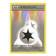 Pokemon XY Evolutions Double Colorless Energy 90/108  Uncommon Card