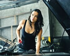 More details for michelle rodriguez signed 10x8 photo fast & furious aftal coa (a)