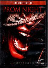 "MAKE OFFER FREE SHIP ""Prom Night"" DVD Brittany Snow Scott Porter Horror Slasher"