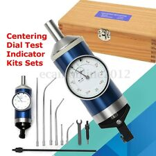 12/SET Coaxial Centering Indicator Co-Ax Precision Milling Machine Test Dial CNC