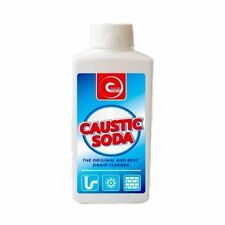 CAUSTIC SODA SINK TOILET DRAIN UNBLOCKER POWDER CLEANER STRONG 500G HEAVY DUTY