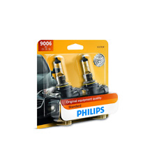 2 PCS Philips Headlight Bulb For 2004 Acura EL 1989-04 Buick Regal Low Beam Lamp