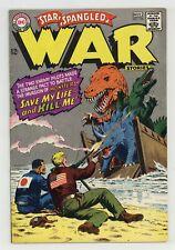 Star Spangled War Stories #135 VG+ 4.5 1967
