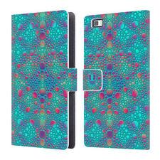 Carcasas Para Huawei P8 lite color principal azul para teléfonos móviles y PDAs