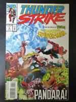 Thunder Strike #4 - Marvel Comics # 1F99