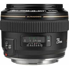 Canon EF 28mm F/1.8 USM Prime Lens for 5D Mark i ii iii iv 6D 7D 80D DSLR Camera
