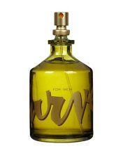 Curve By Liz Claiborne Men 4.2 oz 125 ml *Cologne* Spray New