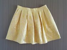 FOREVER NEW Pleated A-Line Skirt - Size 12