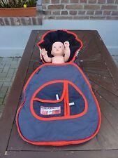 Fußsack Sport Line Kids Only, Reißverschluß für Maxi Cosi Babyschale+jede andere