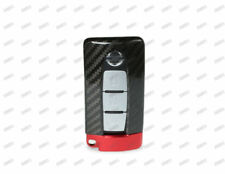 Carbon Fiber Remote Key Cover Case Shell Fob For 2008-2017 Nissan GT-R R35