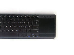 bluetooth Wireless Keyboard With Trackpad mouse for android box samsung smart tv