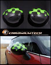 MK3 MINI Cooper/S/ONE/JCW F55 F56 F57 Vivid Green Mirror Cap Cover for LHD model
