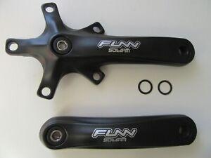 Funn Soljam Kids BMX cranks 150mm 5 arm 110mm BCD Square Taper NEW (3351)