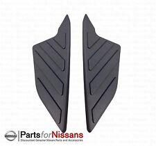 GENUINE NISSAN 2005-2015 Xterra Rear RH LH Side Bumper Step Pad Cover SET NEW